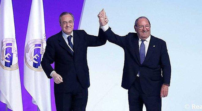 """""""Реал"""" избрал нового почетного президента – уникального рекордсмена Кубка чемпионов"""