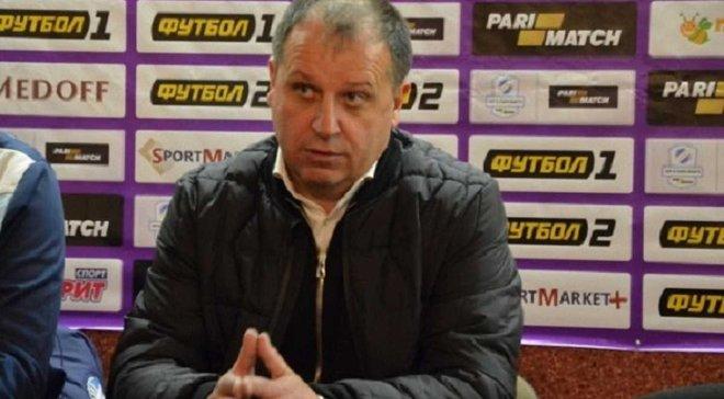 Вернидуб прокоментував можливе звільнення Реброва