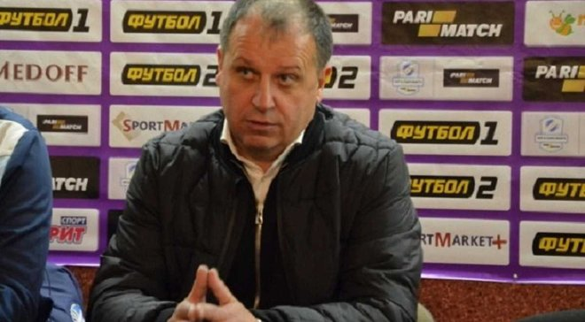 Вернидуб прокомментировал возможное увольнение Реброва