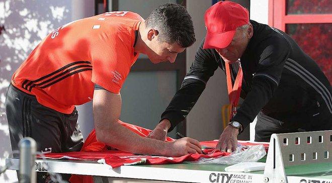 Лєвандовскі отримуватиме на 4 мільйони євро більше і візьме рекорд Бундесліги