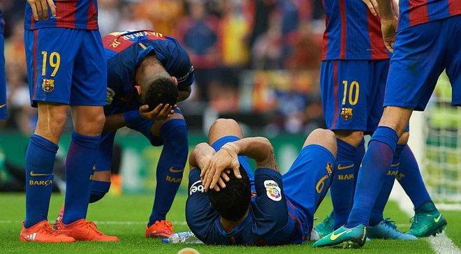 """Президент Примеры: Игрокам """"Барселоны"""" должно быть стыдно перед детьми"""