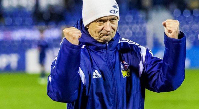 """""""Я ж переживаю"""". Юрій Газзаєв пояснив, чому він 93 рази вжив мат за 2 хвилини розбору гри"""