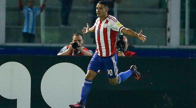 Гонсалес получил вызов в сборную Парагвая на матчи против Перу и Боливии