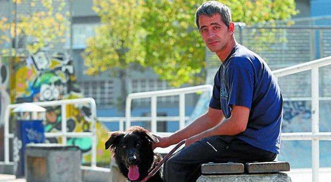 """""""Реал Сосьєдад"""" працевлаштував 35-річного бездомного, який ночував біля входу """"Аноети"""""""