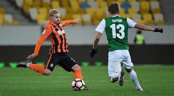 """Танковський прокоментував свій дебютний матч за """"Шахтар"""""""