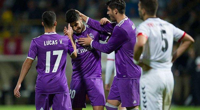 """Асенсіо відзначився вражаючими досягненнями за """"Реал"""" – Роналду і Бейл вперше в тіні іспанців"""