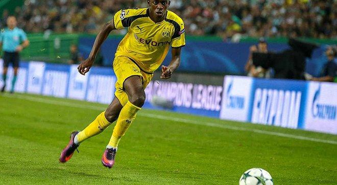 Обамеянг змусив Дембеле випити огидний напій після програшу в FIFA 17 – з'явилось відео