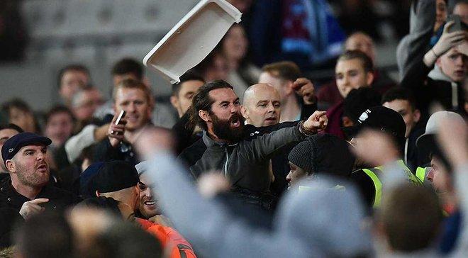 """""""Вест Хэм"""" запретил 200 фанатам посещать матчи клуба до конца жизни"""