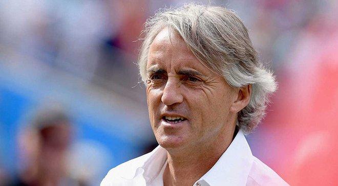 Манчини отказался возглавлять сборную Англии
