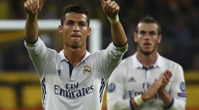 Роналду забил свой юбилейный гол в карьере