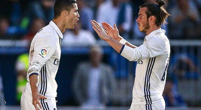 """""""Реал"""", благодаря хет-трику Роналду, разгромил """"Алавес"""""""