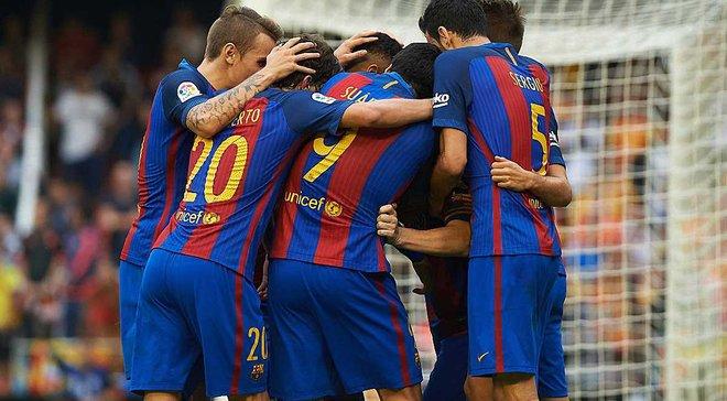 """Як шкільна команда з Валенсії епічно потролила """"Барселону"""" пляшкою води"""