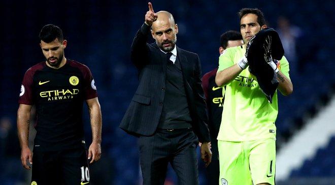 """Гвардиола: Агуэро уже вошел в историю """"Ман Сити"""", он выйдет в старте против """"Барселоны"""""""
