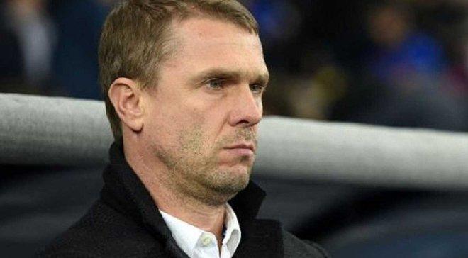 Ребров рассказал, когда Ярмоленко вернется к тренировкам