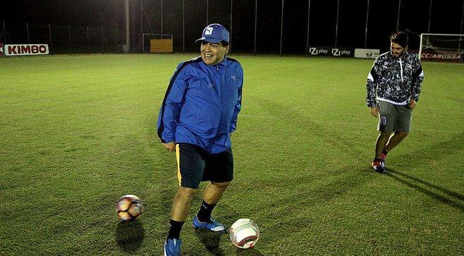 "Марадона: Мой ""Наполи"" забил бы такому ""Ювентусу"" четыре гола"