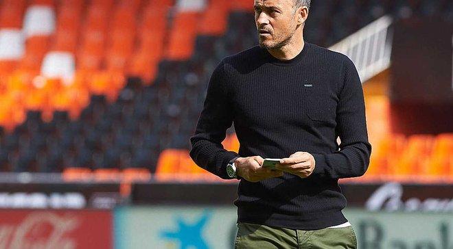 """Луїс Енріке: """"Барселона"""" не може щоразу перемагати суперника, забиваючи йому багато голів"""