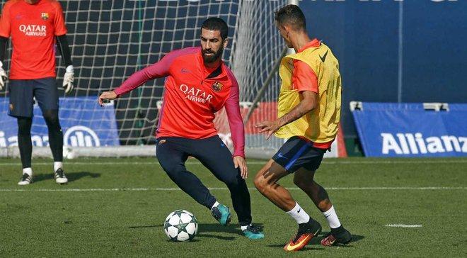 """""""Ман Сити"""" – """"Барселона"""": Туран вернулся после травмы и готов сыграть"""