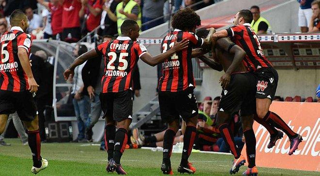"""""""Ніцца"""" встановила історичний рекорд, Балотеллі забив 6-й гол у 5-и матчах Ліги 1"""