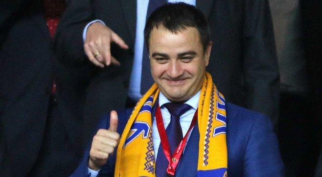 """Декларация Павелко: Президент ФФУ – миллионер, имеет 12 часов, 6 торговых марок и арендует """"Лексус"""""""