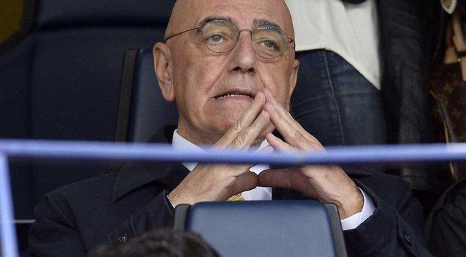 """""""Мілан"""" отримав прощальний дар від Галліані: вартість 7-х гравців зросла до 220 мільйонів євро"""