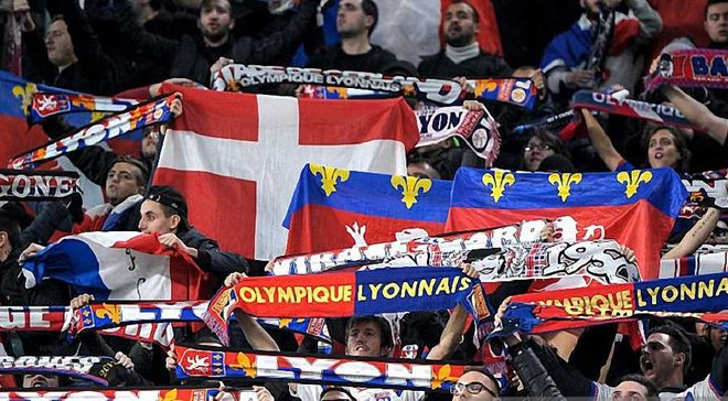 """Фанати """"Ліона"""" побилися із вболівальниками """"Бастії"""" – з'явилося відео"""