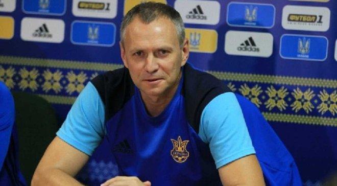 Головко оголосив склад збірної України U-21 на матч проти Білорусі