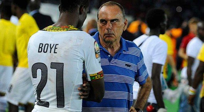 """Моссад не дозволяє екс-наставнику """"Челсі"""" їхати в Єгипет на матч Гани, яку той очолює"""