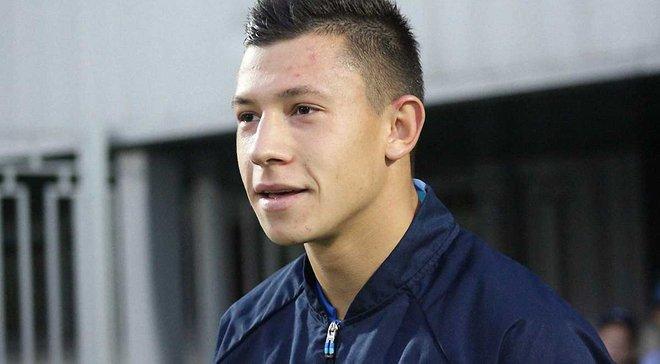 Украина U-21 вырвала победу у Беларуси U-21 благодаря голу Борячука