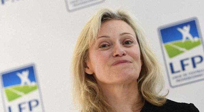 Президентом французької LFP стала жінка