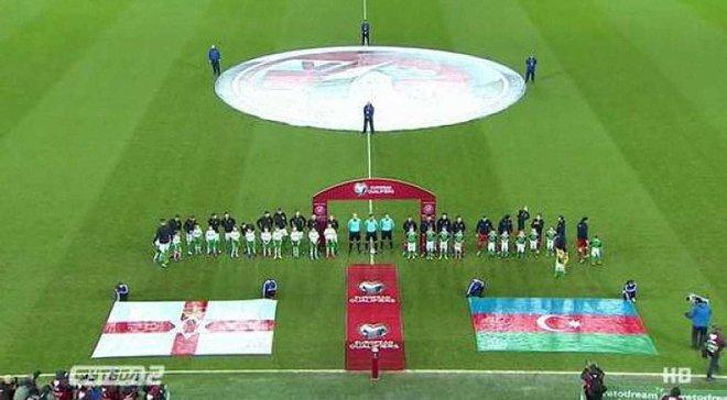 Північна Ірландія – Азербайджан – 4:0. Відео голів і огляд матчу