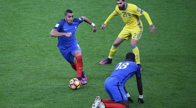 Франція – Швеція – 2:1. Відео голів і огляд матчу