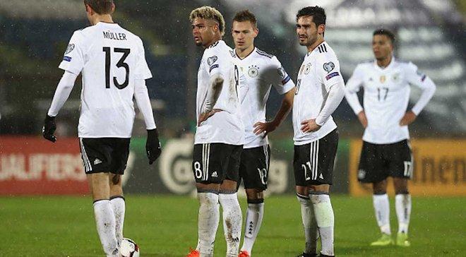Сан-Марино – Германия – 0:8. Видео голов и обзор матча