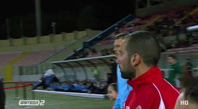 Мальта – Словения – 0:1. Видео гола и обзор матча