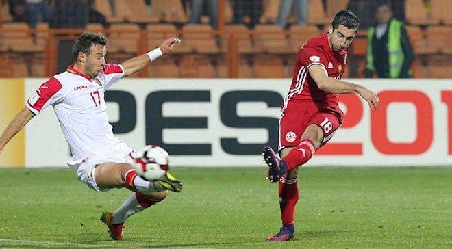 Мхітарян прокоментував фантастичну перемогу над Чорногорією після 0:2 у першому таймі