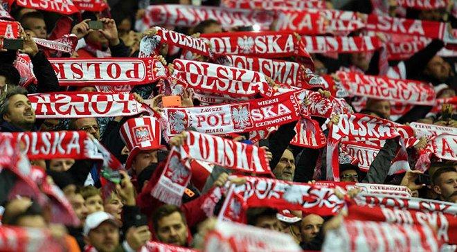 17 фанатов были задержаны после матча Румыния – Польша
