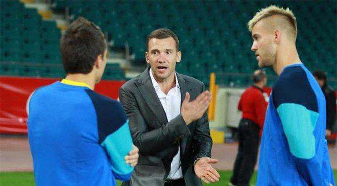 Україна – Фінляндія: збірна України прибула на стадіон