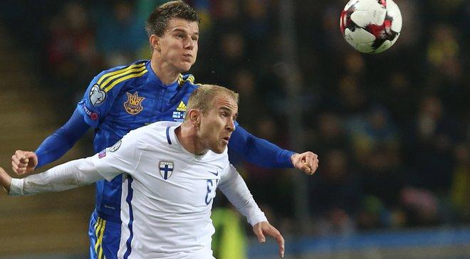 Соболь пропустить матч проти збірної Хорватії