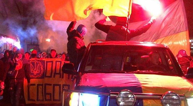 Украина – Финляндия: как в Одессе прошла роскошная хода тысяч ультрас, в частности, из Луганска, Донецка и Крыма