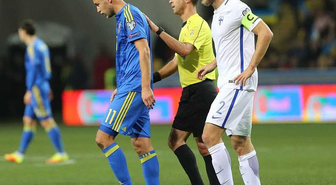 Араюрі: Я страшенно пишаюся грою Фінляндії проти України
