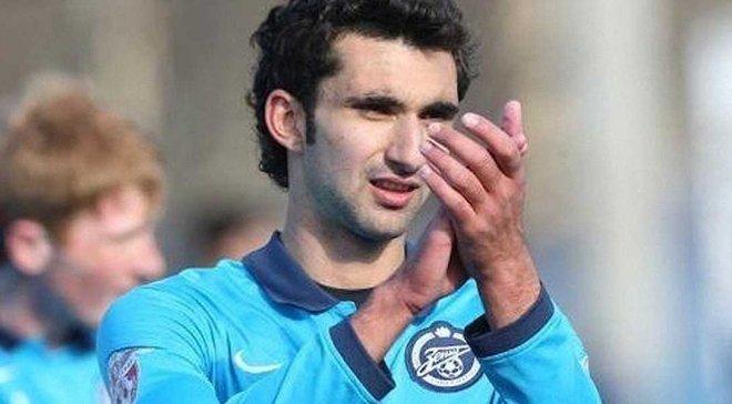 Росіянин закінчив кар'єру гравця, бо його не взяли у збірну Сирії