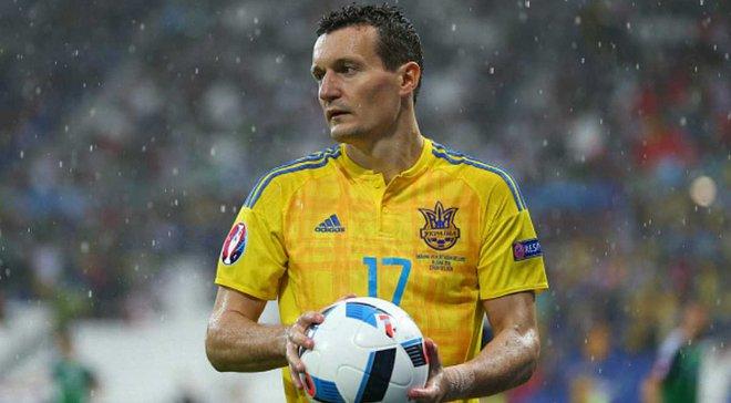 Федецкий: Шевченко применит ротацию в матче с Сербией
