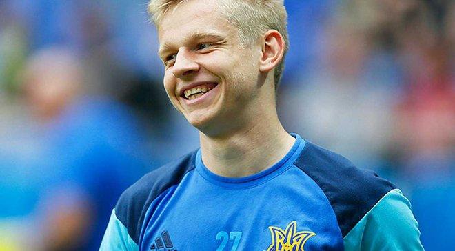 Гравці збірної України позмагались у пробитті пенальті в боулінгу