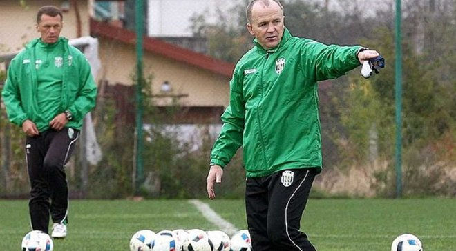 Дулуб: В Україні ставлення до футболу набагато краще, ніж у Білорусі
