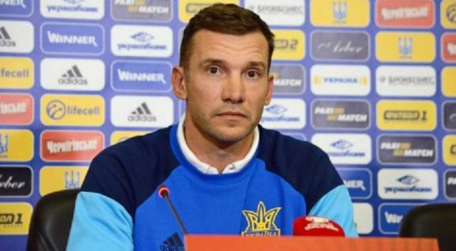 Україна – Сербія. Передматчева прес-конференція Андрія Шевченка