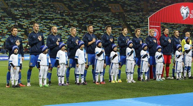 Украина – Сербия. Товарищеский матч. Анонс