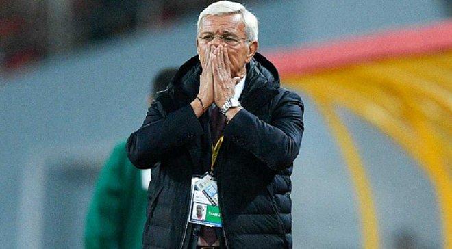 Ліппі не вірить у збірну Китаю, яка зробила його найбагатшим тренером світу