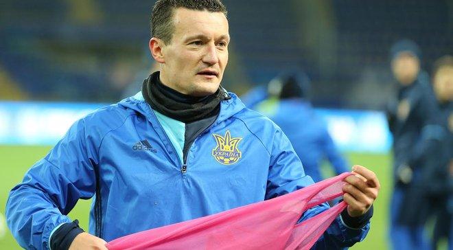 Украина – Сербия: стартовые составы команд