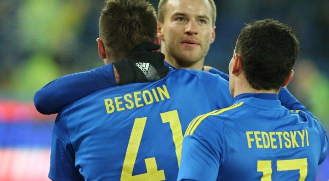 Украина – Сербия: Косовский проанализировал матч