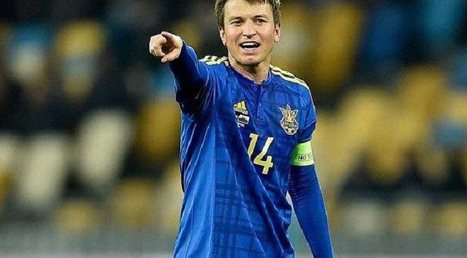 Ротань: Можно было давать пенальти в ворота сборной Украины