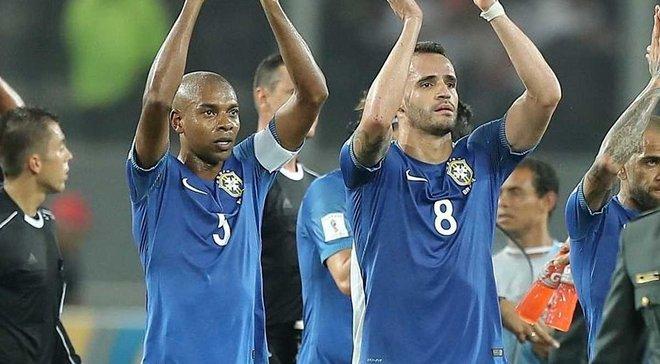 Бразилия с капитаном Фернандиньо установила уникальный рекорд Южной Америки